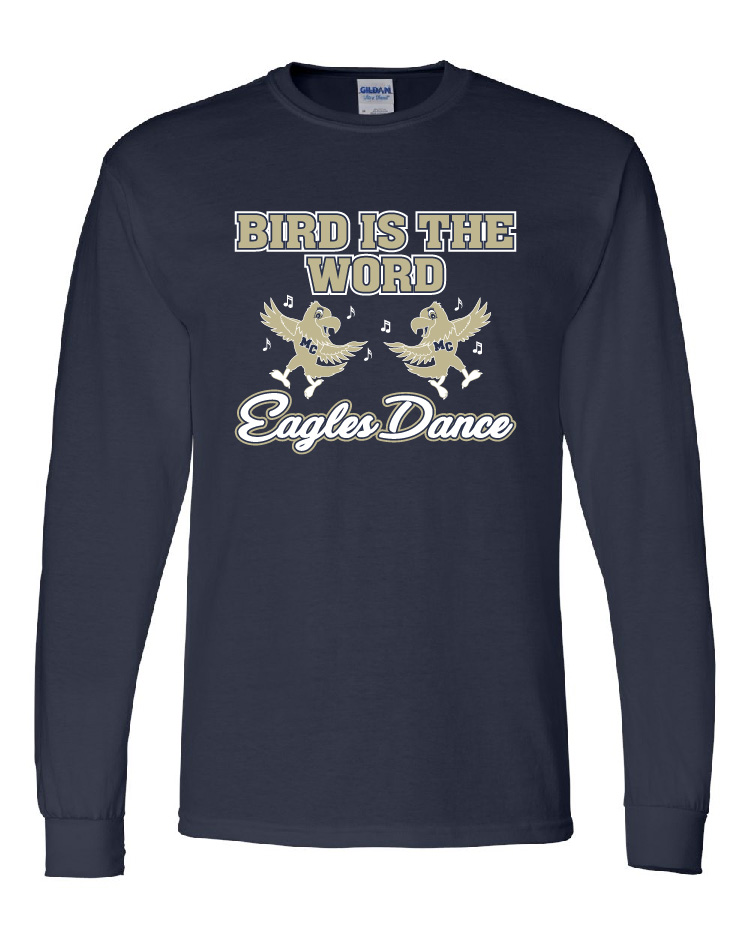 Mercer County Dance Long Sleeve