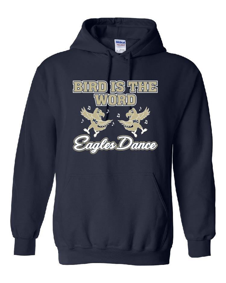 Mercer County Dance Hoodie