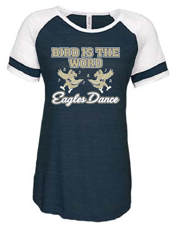 Mercer County Dance Ladies ENZA Short Sleeve