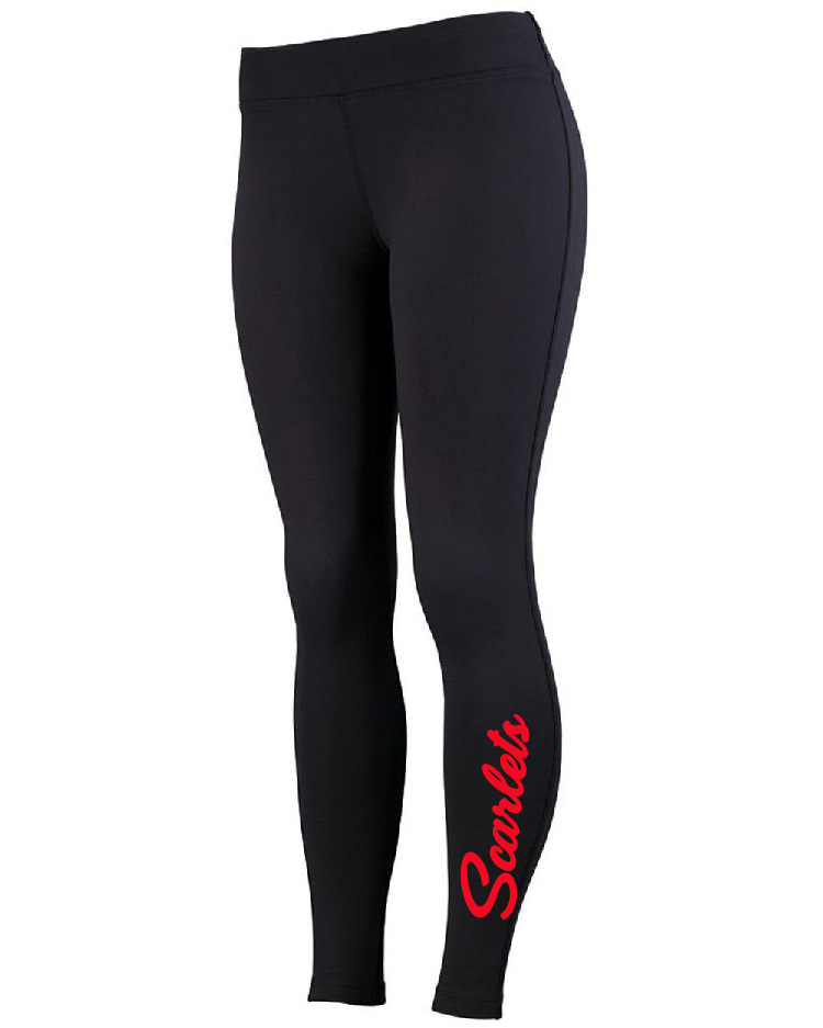 Orion Scarlets Spiritwear Leggings