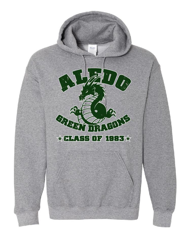 Aledo Class of 1983 Hoodie
