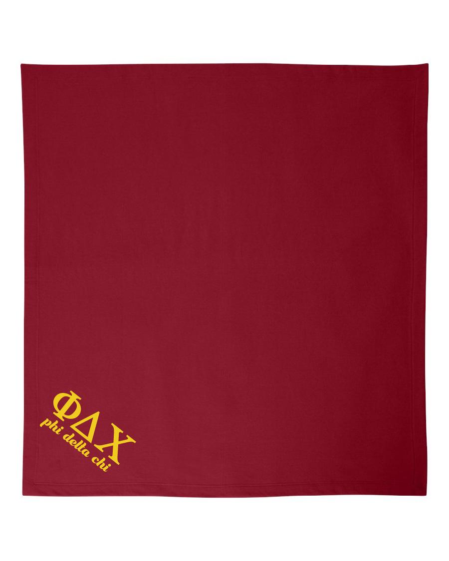 Phi Delta Chi Blankets