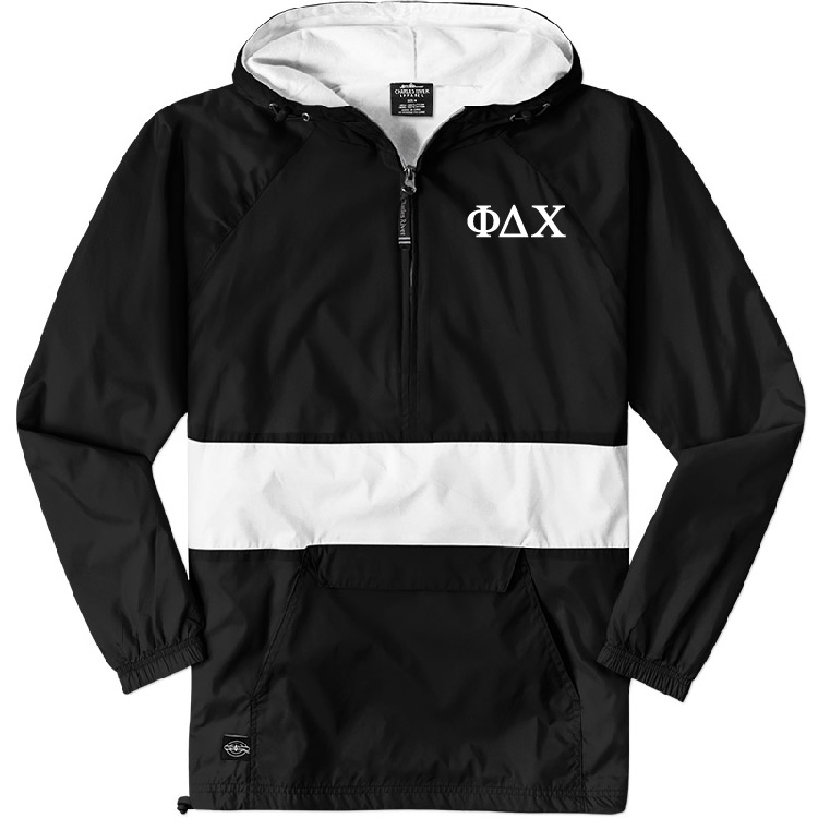 Phi Delta Chi Windbreaker Jacket