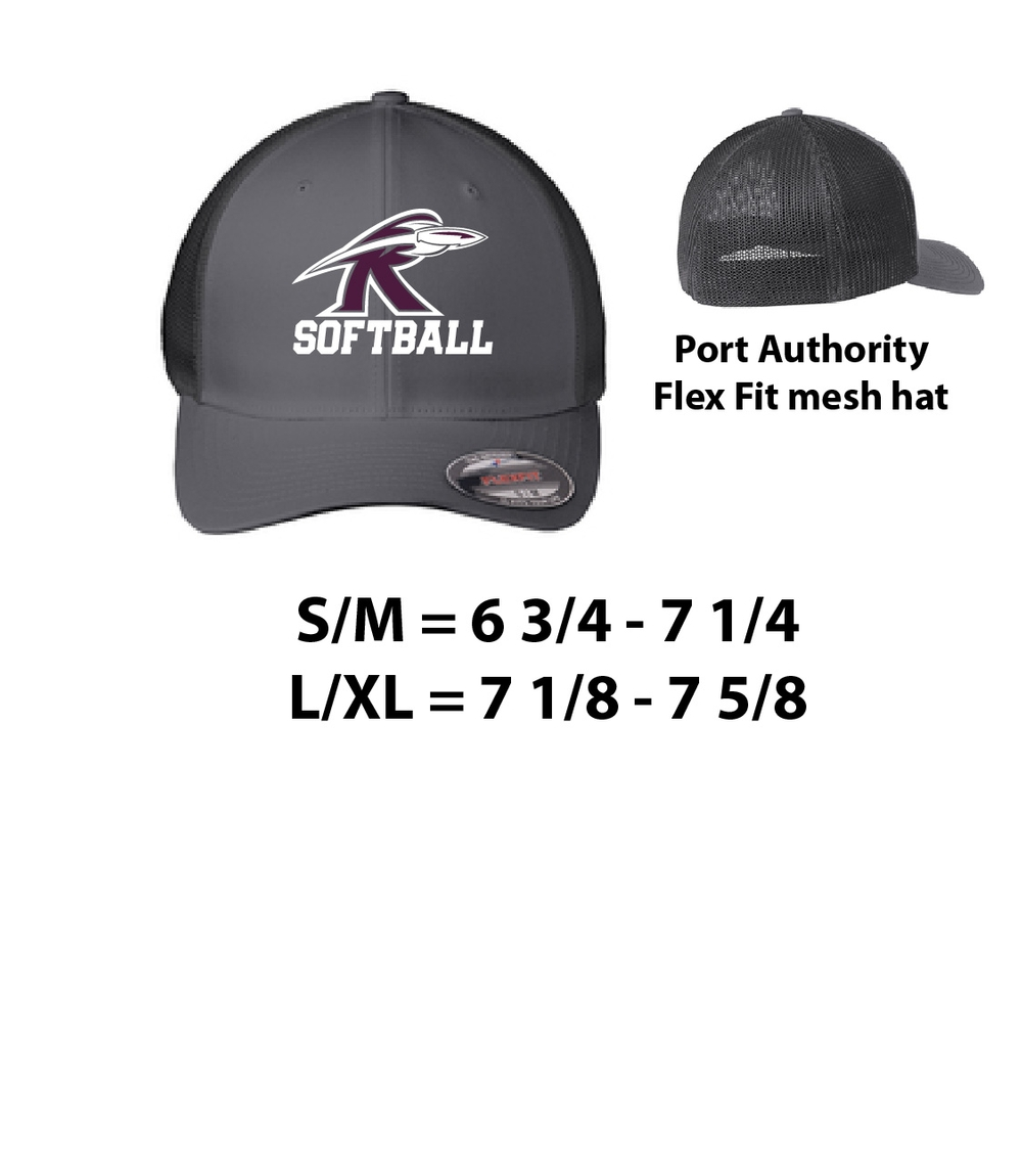 Port Authority Flex Fit Mesh Hat