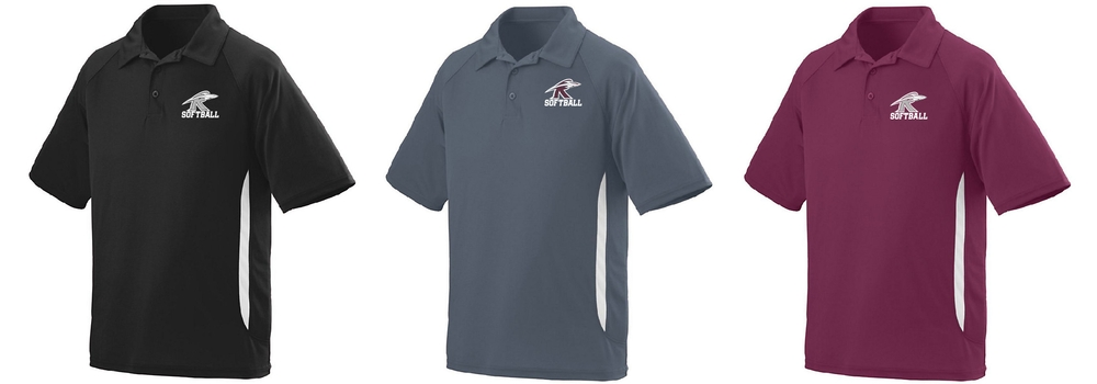 Augusta Mission Dri Fit Polo