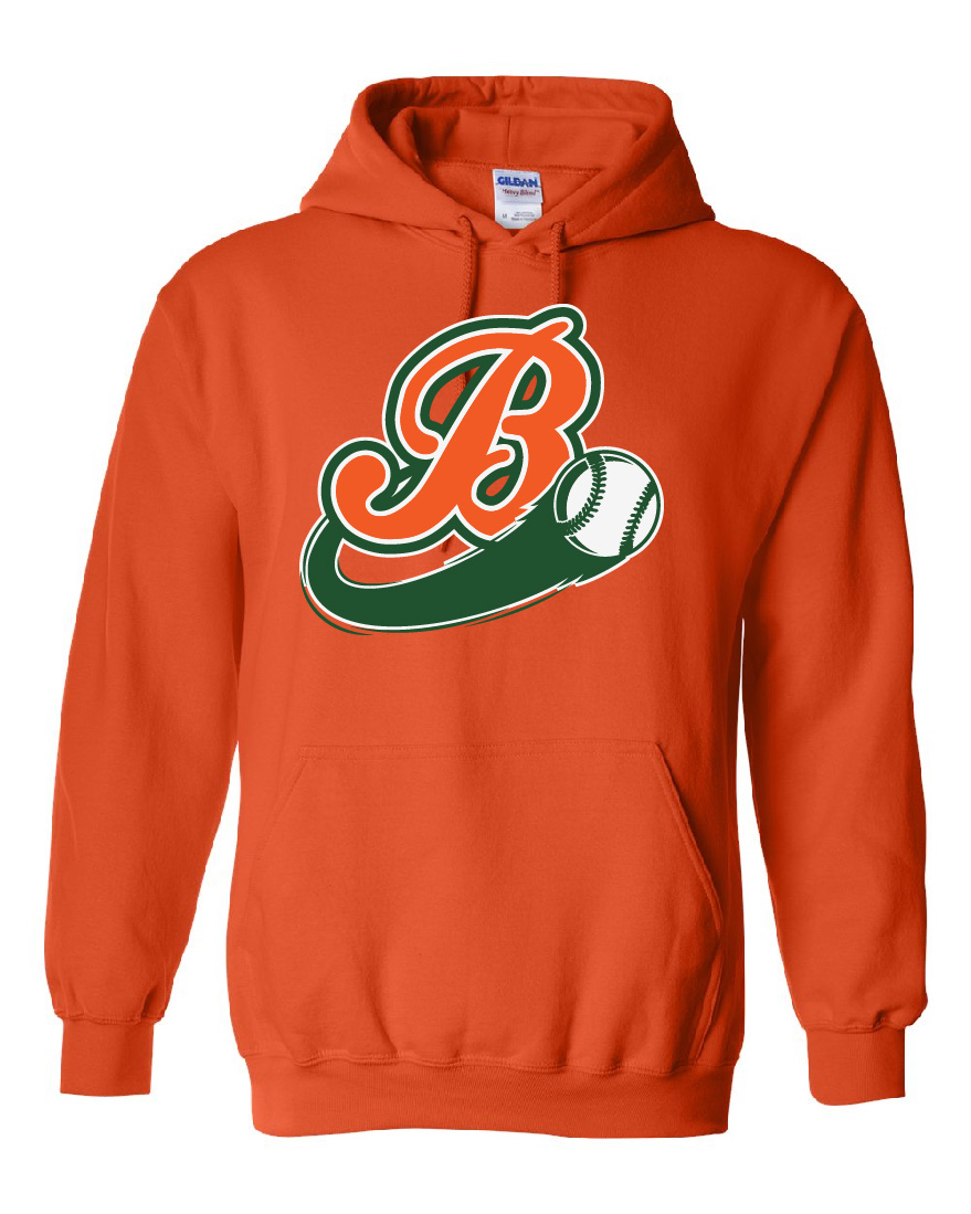 """""""B"""" Design Hoodie"""