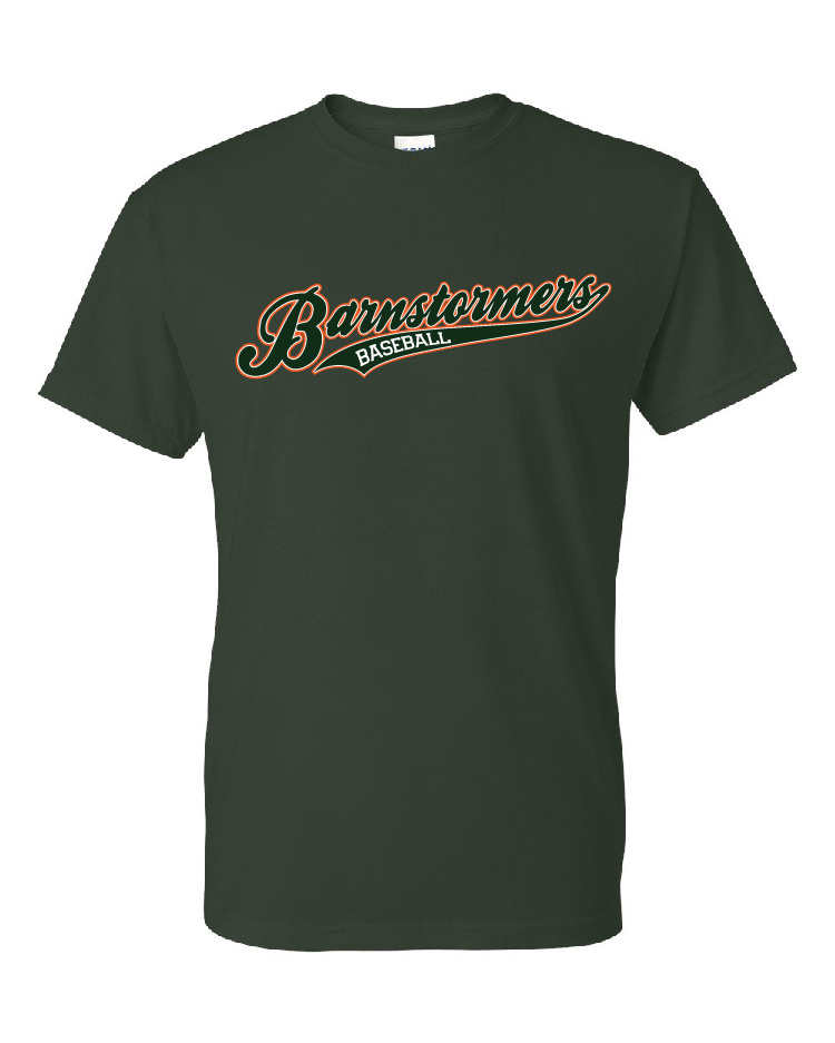 """Barnstormers"" Design Short Sleeve T"