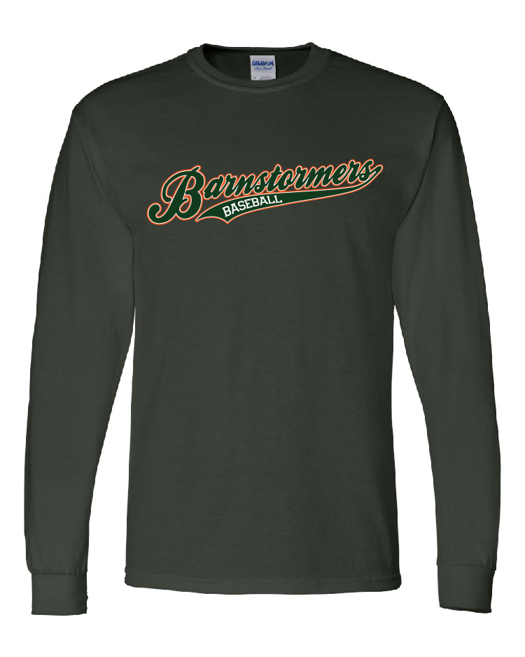 """Barnstormers"" Design Long Sleeve T"