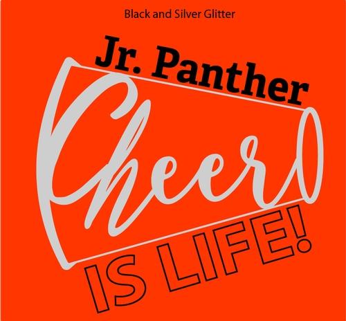 Jr. Panther Cheer Shirt