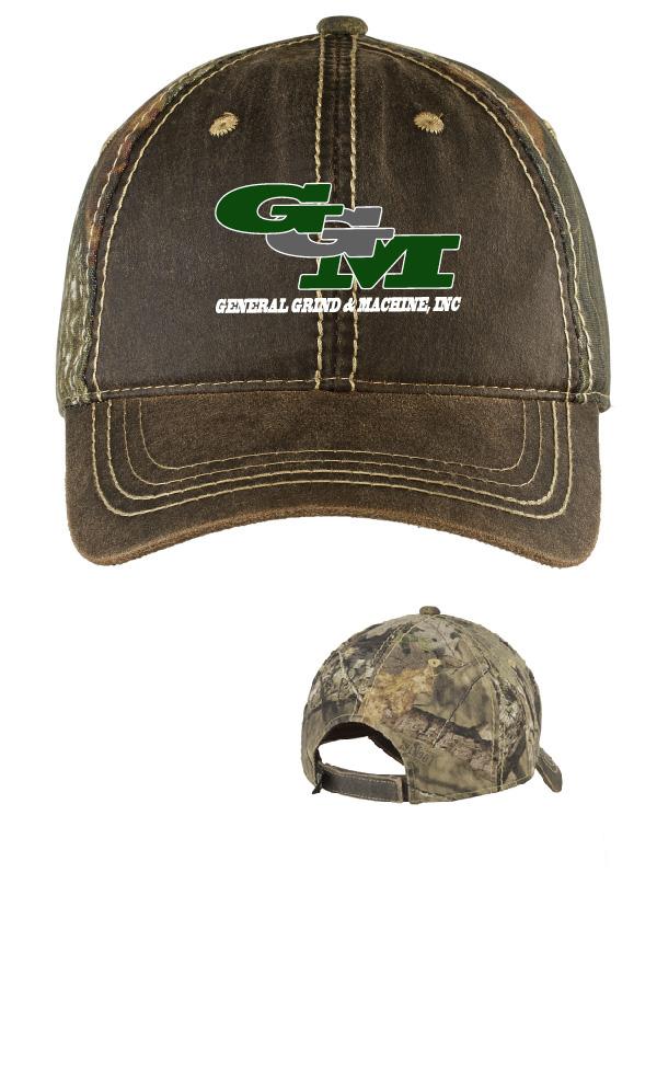 GGM Camo Hat
