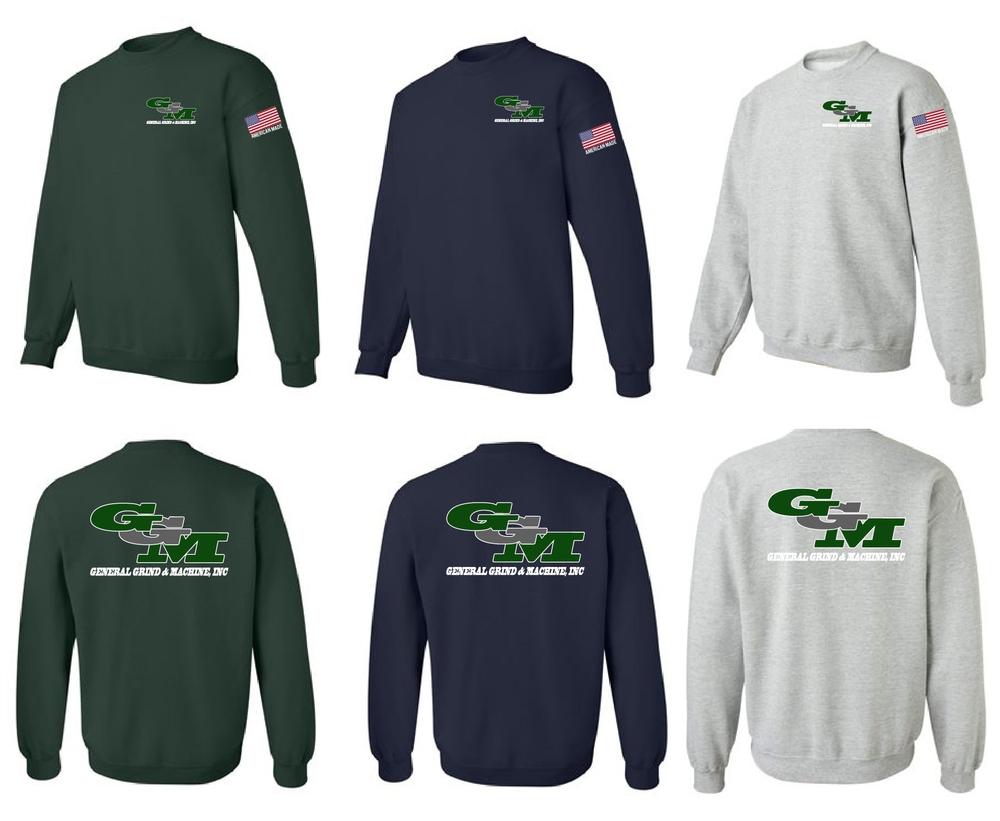 GGM Crew Sweatshirt