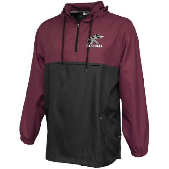 Pennant Unisex Rain Jacket