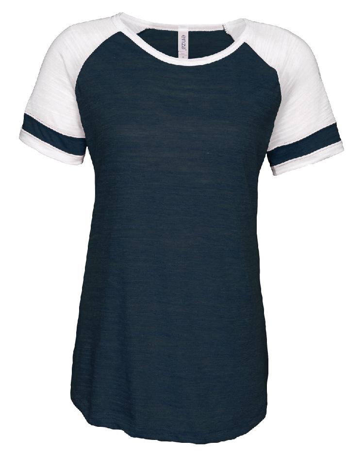 Ladies Enza Short Sleeve T