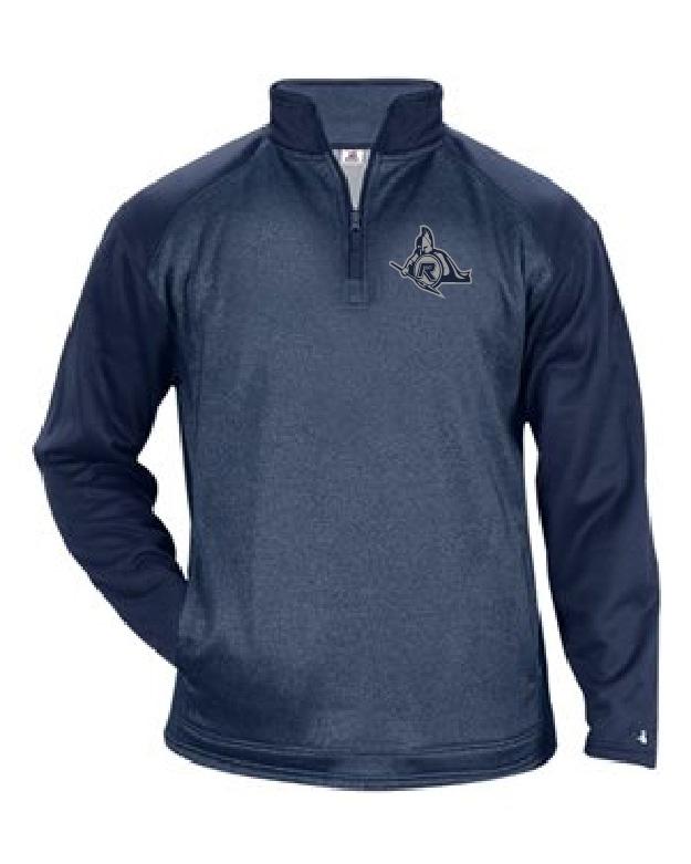 Men's Heavy 1/4 Zip Pullover