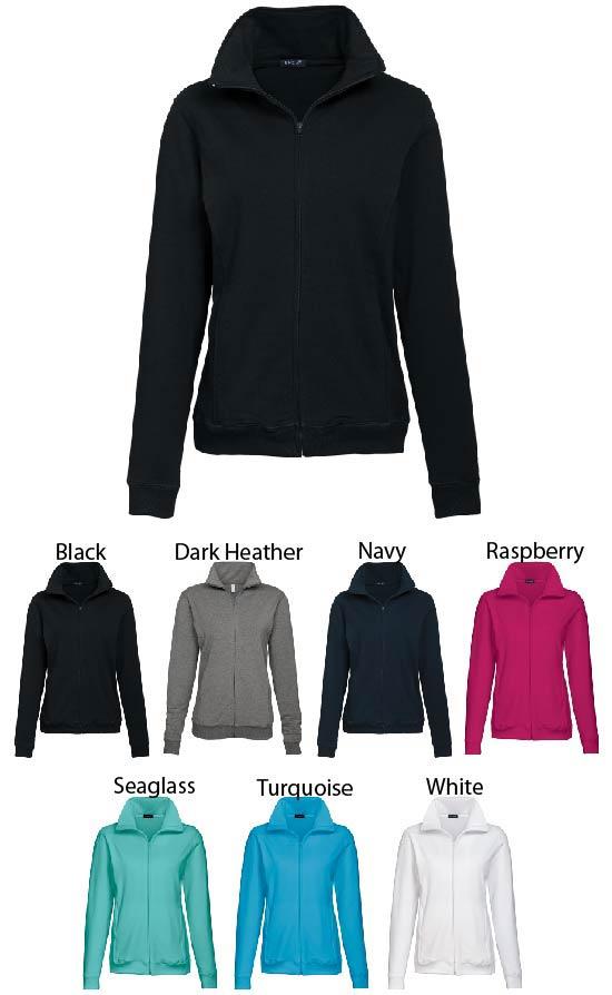 Enza Ladies Full Zip Jacket