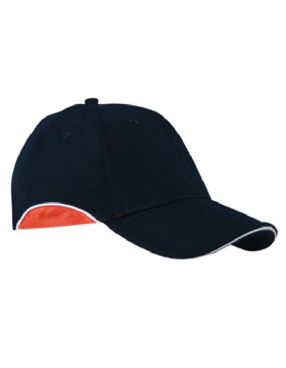 Enza Stretch Mesh Hat
