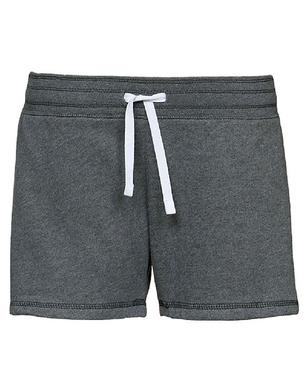 Enza Ladies Fleece Short