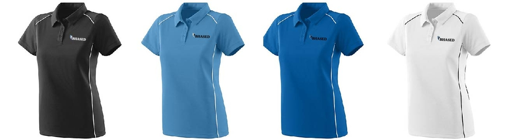 Ladies 2-Color Polo