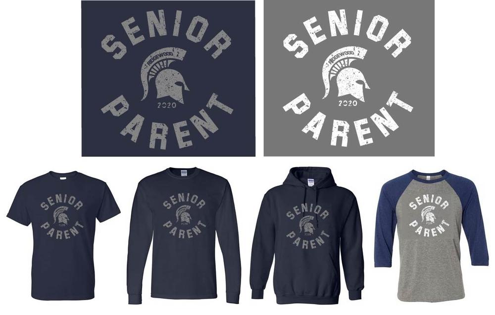 Senior Parent Shirts