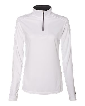 Badger 1/4 Zip - Ladies