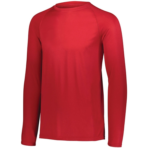 Attain Poly Long Sleeve T