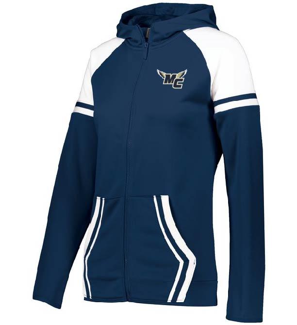 Ladies Full Zip Lightweight Jacket