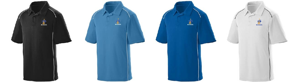 Men's 2-Color Polo