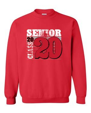 2019 Orion Senior Crewneck