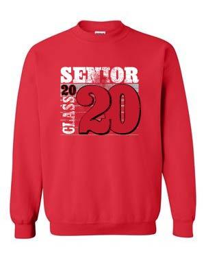2020 Orion Senior Crewneck
