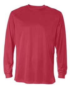 Havoc poly badger long sleeve t