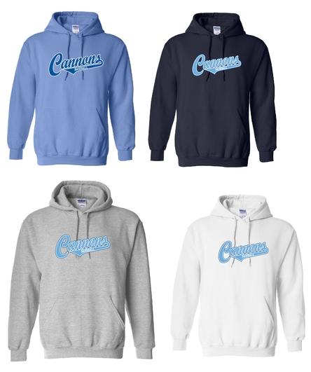 Cannons Hooded Sweatshirt