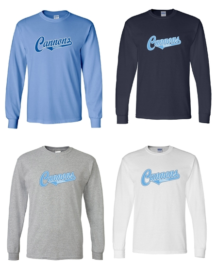 Cannons Long Sleeve