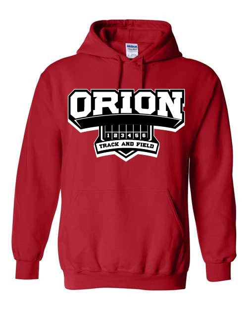OHS Track and Field Hooded Sweatshirt