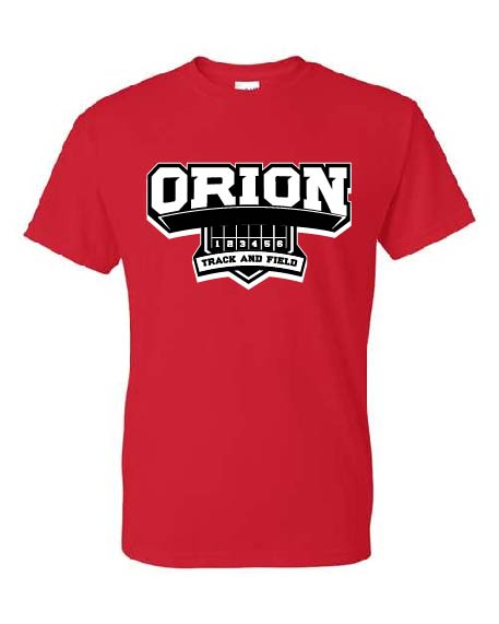 OHS Track and Field Short Sleeve