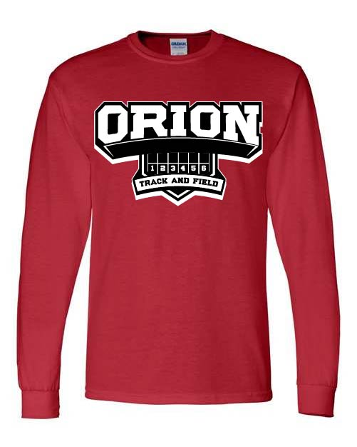 OHS Track and Field Long Sleeve