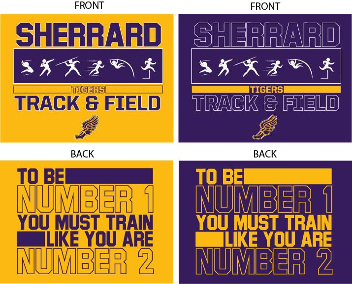Sherrard Track and Field