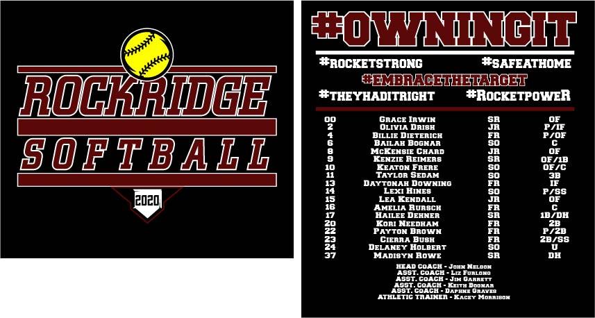 RR Softball - Owning It