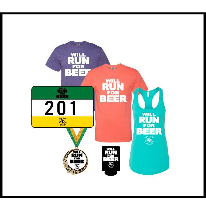 Bent River- Will Run For Beer Virtual Run