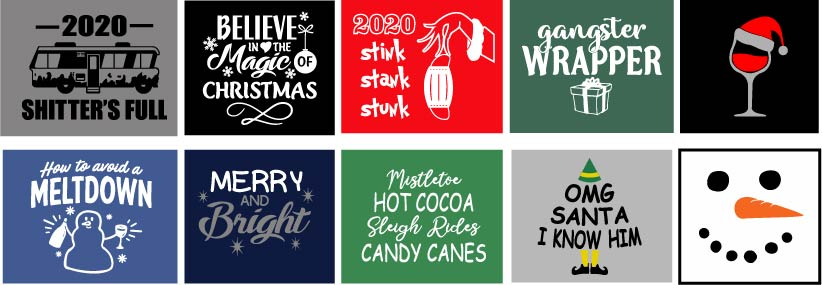 Holiday Theme Shirts