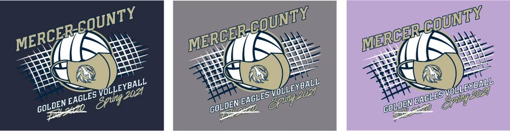Mercer County Volleyball