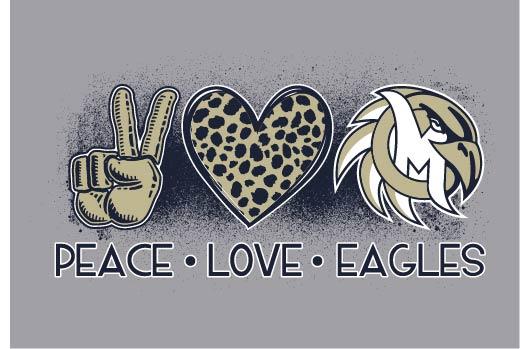 Peace, Love, Eagles