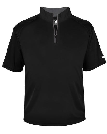 Orion Little League Short Sleeve Quarter Zip