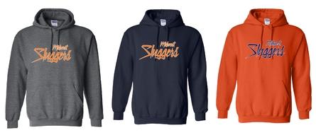 Midwest Sluggers Hooded Sweatshirt