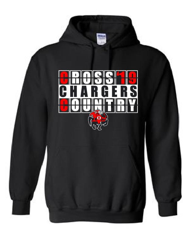 OHS Cross Country Hoodie