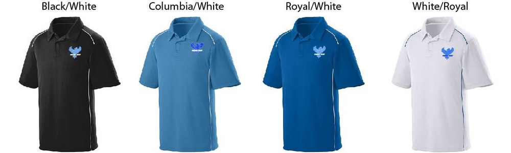 "Phoenix STAFF Men's ""Winning Streak"" Polo"