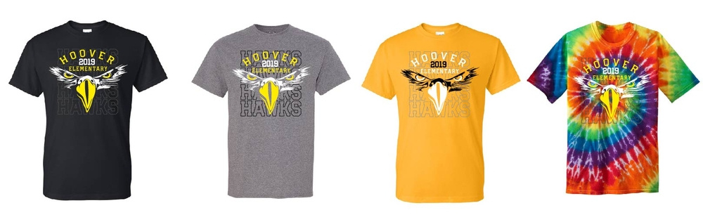Hoover Elementary T-shirts