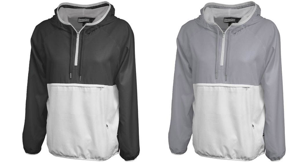 Ladies Anorak 1/4 Zip Jacket