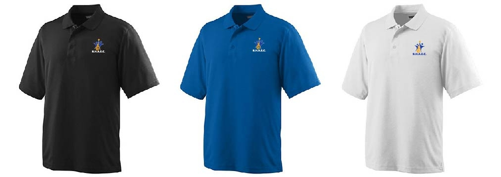 Men's One Color Polo