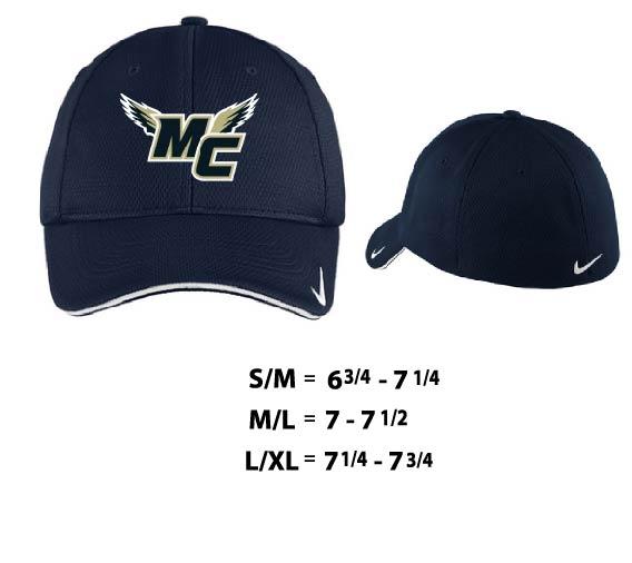 Mercer County Nike Hats