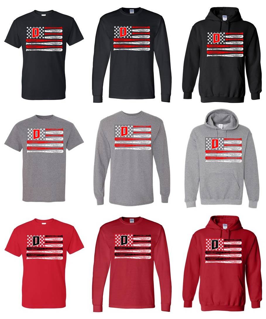 Flag Design Shirts
